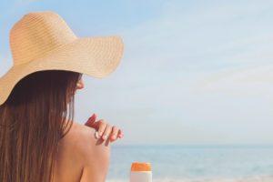 Sonnencreme zum Schutz gegen Herpes