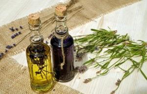 Lavendel Öl bei Herpes